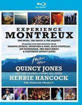 VÁLOGATÁS - Experience Montreux  / blu-ray / 2x BRD