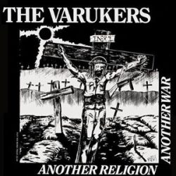 VARUKERS - Another Religion Another War / vinyl bakelit / 2xLP