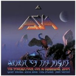 ASIA - Spirit Of The Night CD