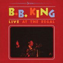B.B. KING - Live At The Regal / vinyl bakelit / LP