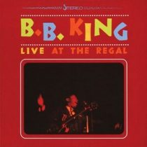 B.B. KING - Live At The Regal / vinyl bakelit / LP