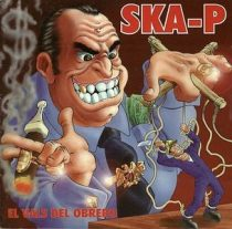SKA-P - El Vals Del Obrero / vinyl bakelit / LP