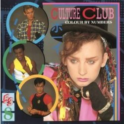 CULTURE CLUB - Colour By Numbers / vinyl bakelit / LP