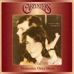 CARPENTERS - Yesterday Once More Greatest Hits / 2cd / CD