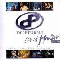 DEEP PURPLE - Live At Montreux 2006 CD