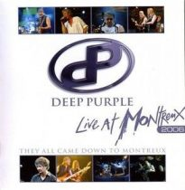 DEEP PURPLE - Live At Montreux 2006 CD