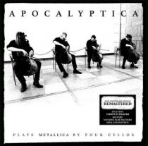 APOCALYPTICA - Plays Metallica By Four Cello 20 anniversary remastered / vinyl bakelit / 2xLP