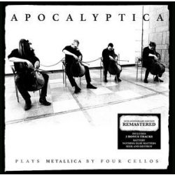 APOCALYPTICA - Plays Metallica By Four Cello 20 anniversary remastered / vinyl bakelit / 2xLP