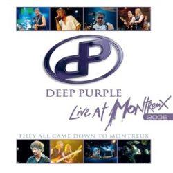 DEEP PURPLE - Live At Montreux 2006 / vinyl bakelit / 2xLP