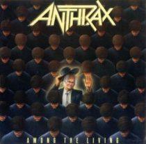 ANTHRAX - Among A Living CD