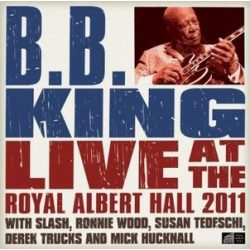 B.B. KING - Live At The Royal Albert Hall CD