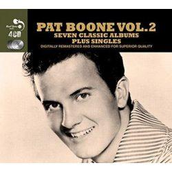 PAT BOONE - Seven Classic Albums Plus Singles vol.2 / 4cd / CD