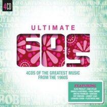 VÁLOGATÁS - Ultimate...60 / 4cd / CD