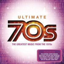 VÁLOGATÁS - Ultimate...70 / 4cd / CD