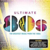VÁLOGATÁS - Ultimate...80 / 4cd / CD
