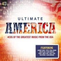 VÁLOGATÁS - Ultimate...America / 4cd / CD