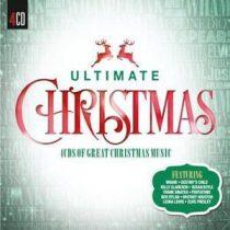 VÁLOGATÁS - Ultimate...Christmas / 4cd / CD