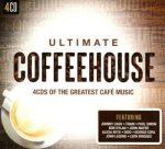 VÁLOGATÁS - Ultimate...Coffeehouse / 4cd / CD