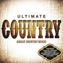 VÁLOGATÁS - Ultimate...Country / 4cd / CD
