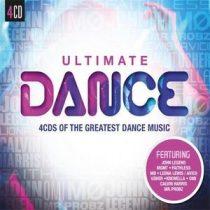 VÁLOGATÁS - Ultimate...Dance / 4cd / CD