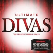 VÁLOGATÁS - Ultimate...Divas / 4cd / CD