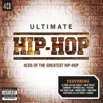 VÁLOGATÁS - Ultimate...Hip-Hop / 4cd / CD