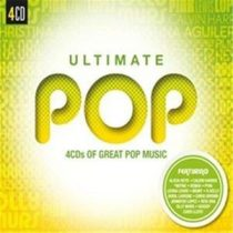 VÁLOGATÁS - Ultimate...Pop / 4cd / CD
