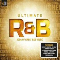 VÁLOGATÁS - Ultimate...R&B / 4cd / CD