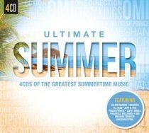 VÁLOGATÁS - Ultimate...Summer / 4cd / CD