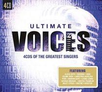 VÁLOGATÁS - Ultimate...Voices / 4cd / CD