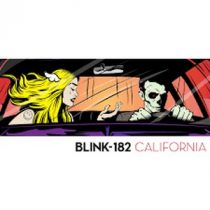 BLINK 182 - California CD