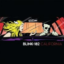 BLINK 182 - California / vinyl bakelit / LP