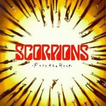 SCORPIONS - Face The Heat CD