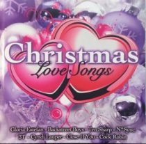 VÁLOGATÁS - Christmas Love Songs CD
