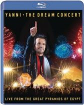 YANNI - Dream Concert Live / blu-ray / BRD