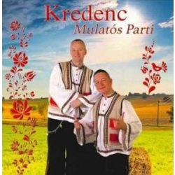 KREDENC - Mulatós Parti CD