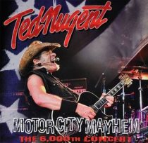 TED NUGENT - Motor City Mayhem / vinyl bakelit box / 3xLP