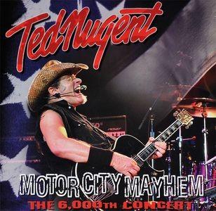 TED NUGENT - Motor City Mayhem / vinyl bakelit box / 3xLP