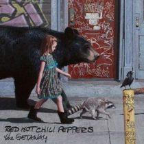 RED HOT CHILI PEPPERS - Getaway / vinyl bakelit / LP