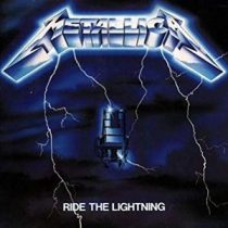 METALLICA - Ride The Lightning / Remaster 2016 / vinyl bakelit / LP