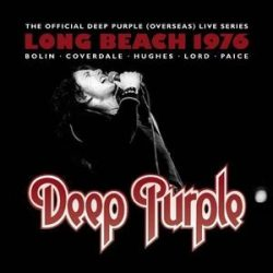 DEEP PURPLE - Live In Long Beach 1976 / vinyl bakelit / 2xLP
