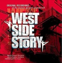 MUSICAL ROCKOPERA - West Side Story / vinyl bakelit / LP