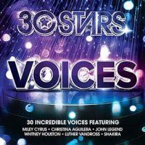 VÁLOGATÁS - 30 Stars / Voices / 2cd / CD