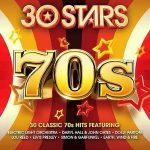 VÁLOGATÁS - 30 Stars / 70s / 2cd / CD