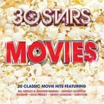 VÁLOGATÁS - 30 Stars / Movies / 2cd / CD