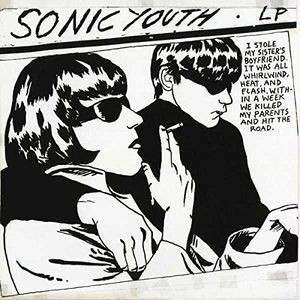 SONIC YOUTH - Goo / vinyl bakelit / LP