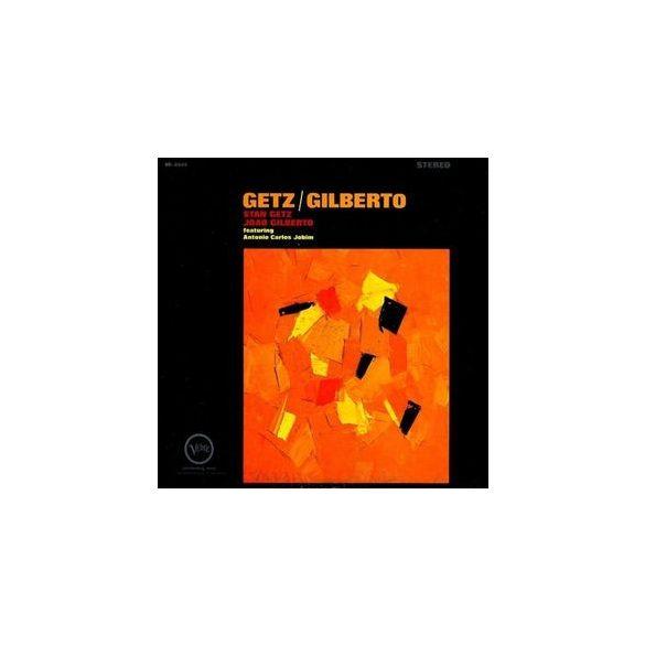 STAN GETZ & JOAO GILBERTO - Getz/Gilberto / vinyl bakelit / LP