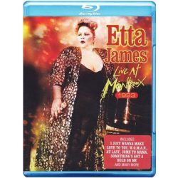 ETTA JAMES - Live At Montreux / blu-ray / BRD