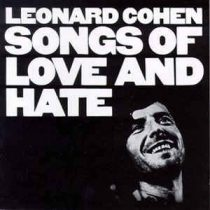 LEONARD COHEN - Songs Of Love And Hate / vinyl bakelit / LP