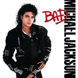 MICHAEL JACKSON - Bad / vinyl bakelit / LP